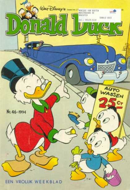 Donald Duck (Dutch) - 46, 1994