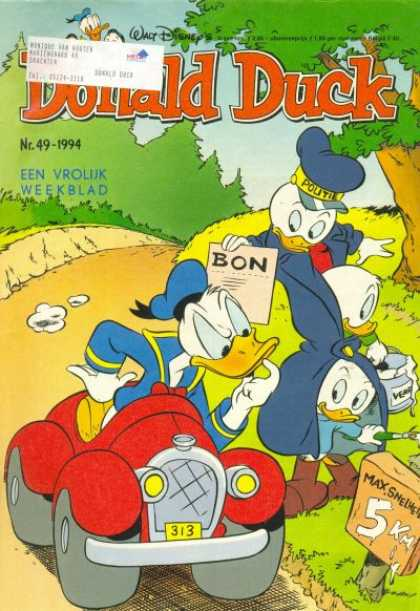 Donald Duck (Dutch) - 49, 1994