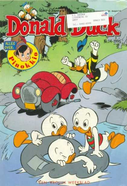 Donald Duck (Dutch) - 14, 1995