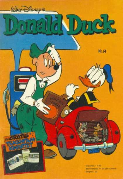 Donald Duck (Dutch) - 14, 1981