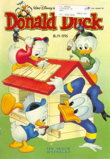 Donald Duck (Dutch) - 19, 1995