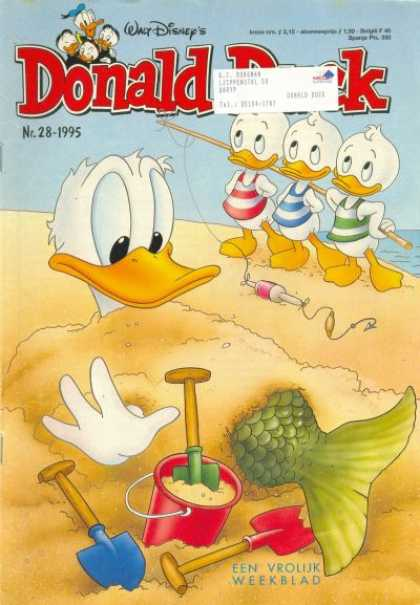 Donald Duck (Dutch) - 28, 1995