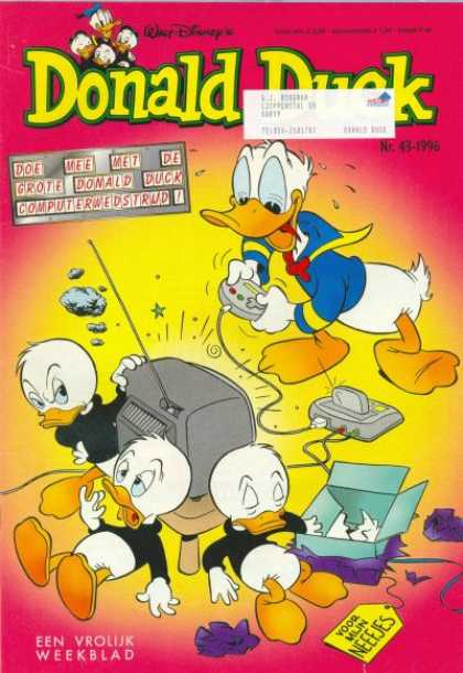 Donald Duck (Dutch) - 43, 1996
