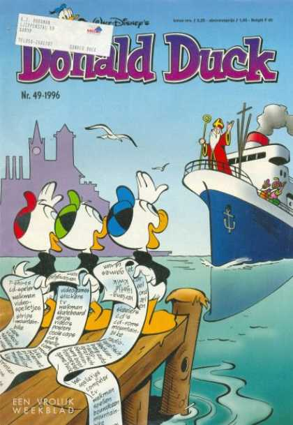 Donald Duck (Dutch) - 49, 1996