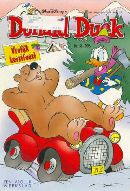 Donald Duck (Dutch) - 51, 1996