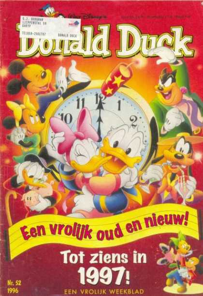 Donald Duck (Dutch) - 52, 1996