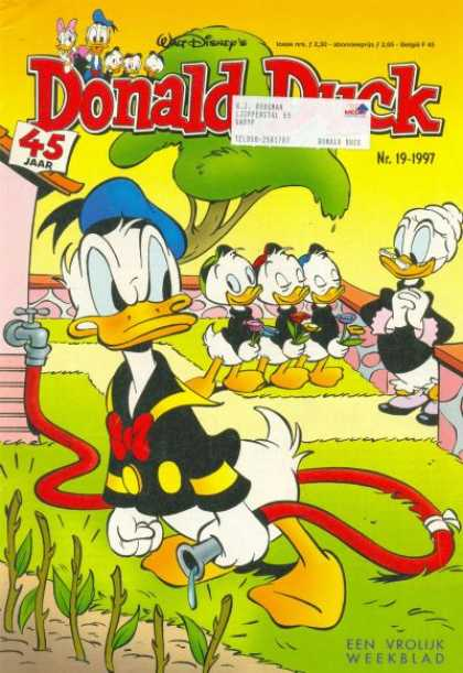 Donald Duck (Dutch) - 19, 1997