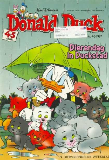 Donald Duck (Dutch) - 40, 1997