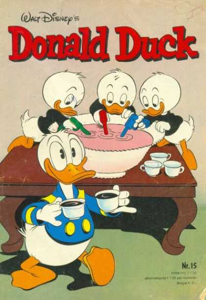 Donald Duck (Dutch) - 15, 1980