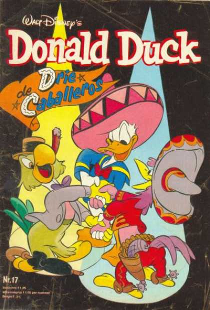 Donald Duck (Dutch) - 17, 1980