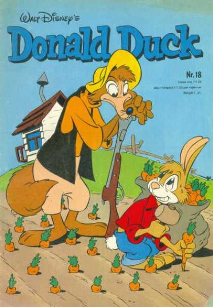Donald Duck (Dutch) - 18, 1980