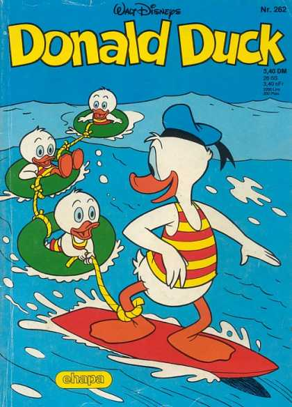 Donald Duck (German) 107