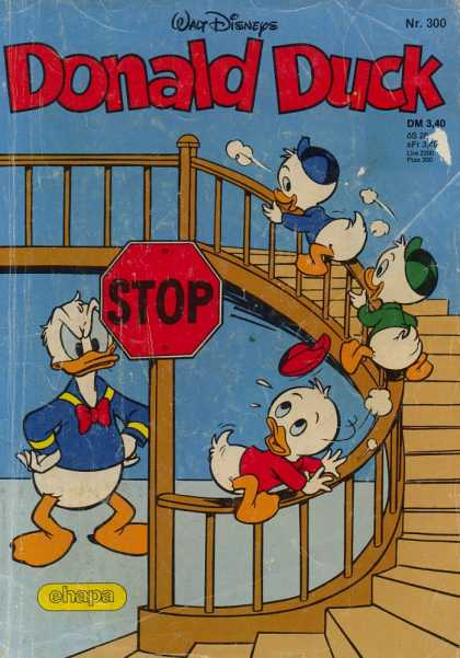 Donald Duck (German) 119