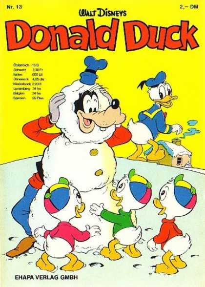 Donald Duck (German) 13