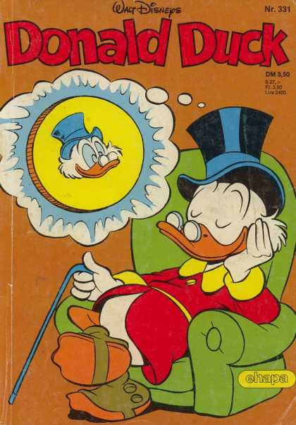 Donald Duck (German) 130