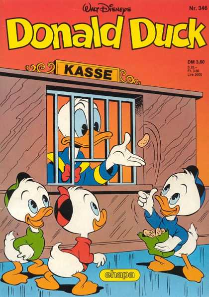 Donald Duck (German) 140