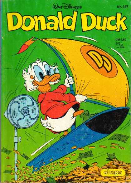 Donald Duck (German) 141