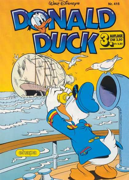 Donald Duck (German) 175