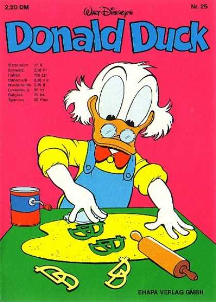 Donald Duck (German) 25