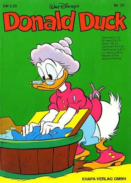 Donald Duck (German) 26