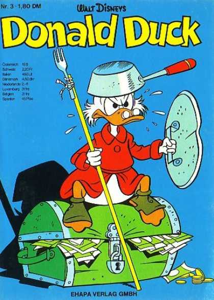 Donald Duck (German) 3