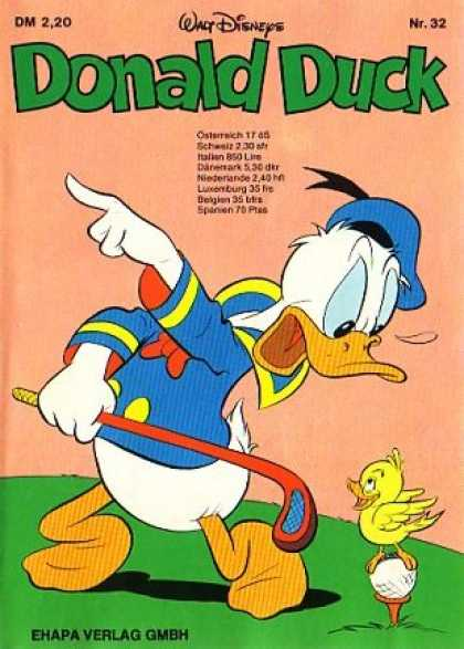 Donald Duck (German) 32