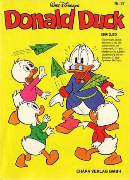 Donald Duck (German) 36