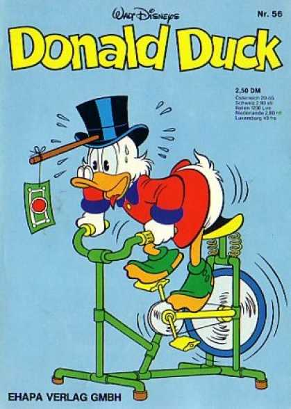 Donald Duck (German) 55