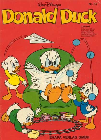 Donald Duck (German) 56