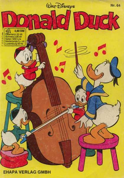 Donald Duck (German) 63