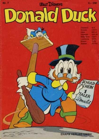 Donald Duck (German) 7