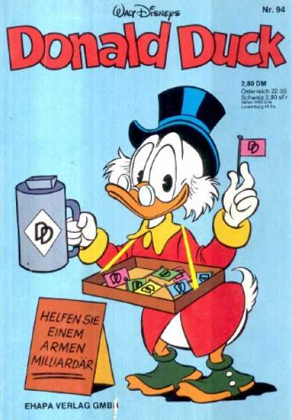 Donald Duck (German) 89