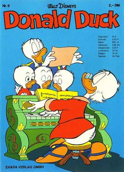 Donald Duck (German) 9