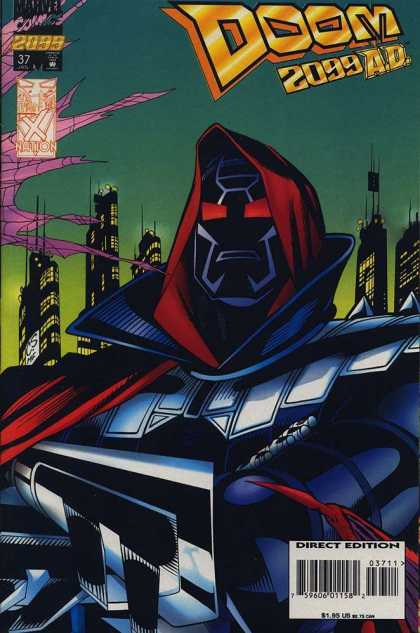 Doom 2099 37 - Chris Sprouse