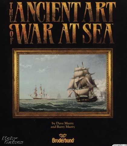 DOS Games - The Ancient Art of War at Sea