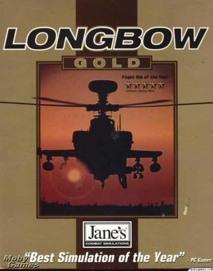 DOS Games - Jane's Combat Simulations: Longbow Gold