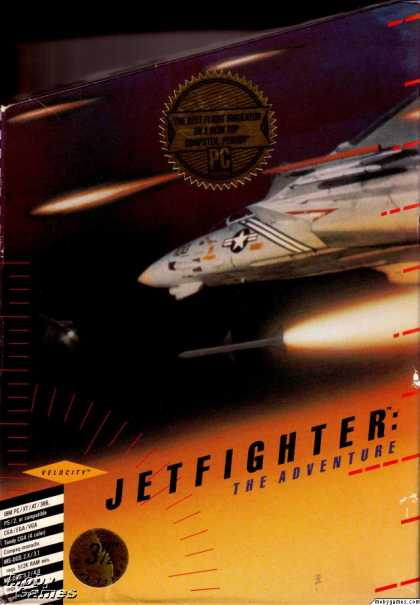 DOS Games - Jetfighter
