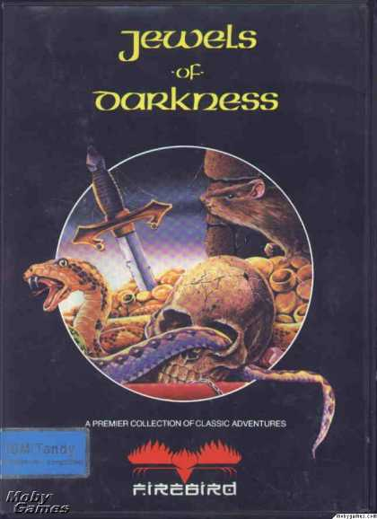 DOS Games - Jewels of Darkness
