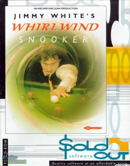 DOS Games - Jimmy White's Whirlwind Snooker
