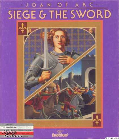 DOS Games - Joan of Arc: Siege and the Sword