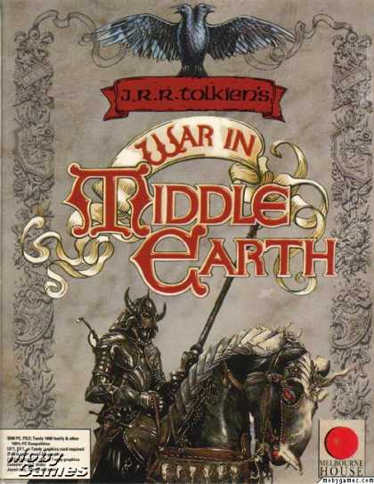 DOS Games - J.R.R. Tolkien's War in Middle Earth