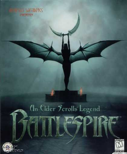 DOS Games - An Elder Scrolls Legend: Battlespire
