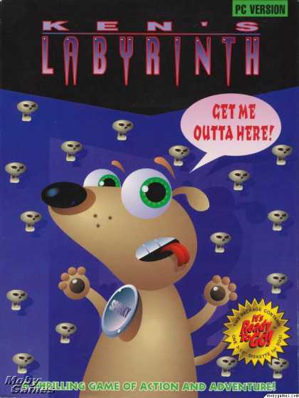DOS Games - Ken's Labyrinth