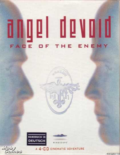 DOS Games - Angel Devoid: Face of the Enemy