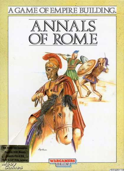 DOS Games - Annals of Rome