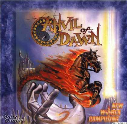 DOS Games - Anvil of Dawn