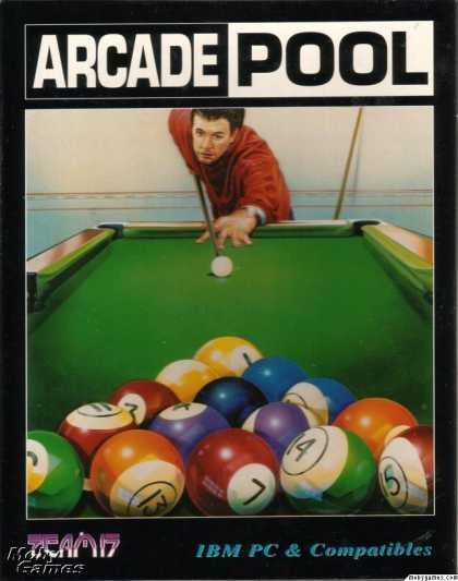 DOS Games - Arcade Pool