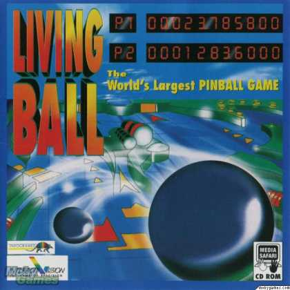 DOS Games - Living Ball