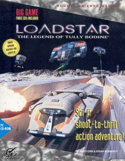 DOS Games - Loadstar: The Legend of Tully Bodine