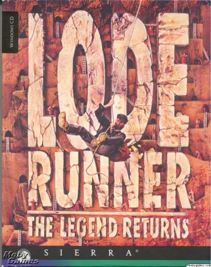 DOS Games - Lode Runner: The Legend Returns